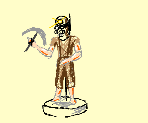 mannequin miner