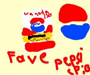 Favorite Pepsi (P.I.O)