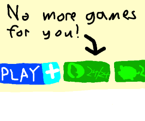 Drawception player has reached the play limit