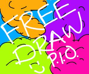 Free Draw, PIO!