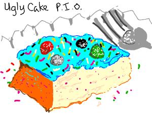 'Ugly Cake,' PIO