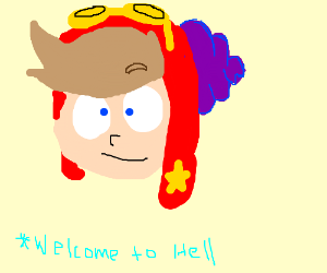 Suck ( Welcome to Hell)