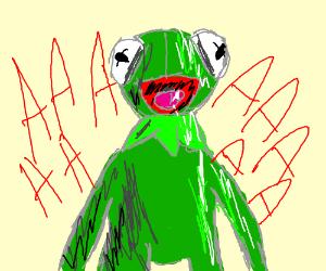 Kermit teh frog
