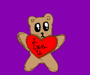 Teddy Bear Loves U