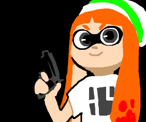 splatoon but with real guns