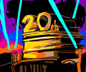 The 20th Century Fox Intro Drawing By Monddes Drawception