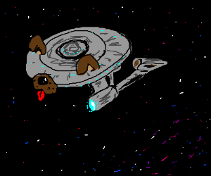 dog star trek
