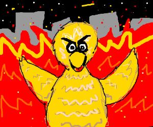 Sesame Street Apocalypse