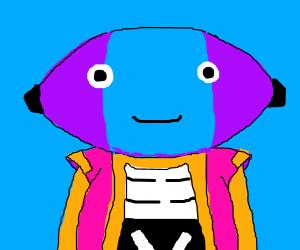 Zeno (from Dragon Ball)