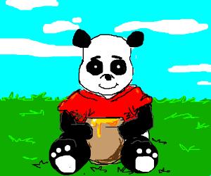 Winnie the Panda Bear