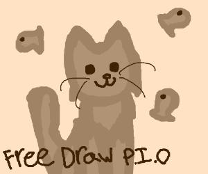 free draw p.i.o (beautiful art btw last panel)
