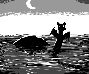 Bat Ness Monster