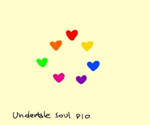 Undertale souls pio