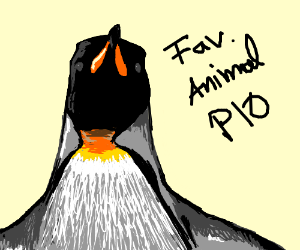 Favourite Animal P.I.O (I love all) Cool art!
