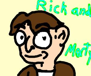 Bill Nye, Rick & Morty style.