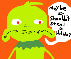 how the grinch didnt steal christmas