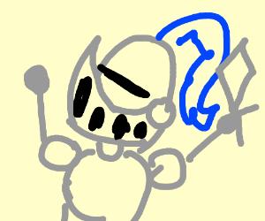 dilbert the knight