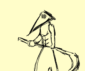 pyramid head from silent hills
