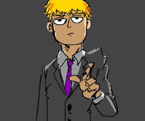 Reigen Arataka Drawception
