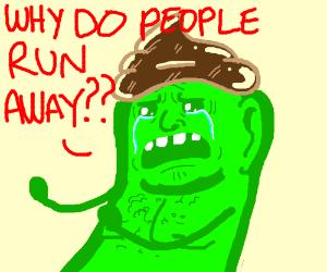 why do people run away