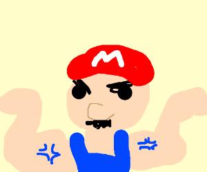 Buff Mario