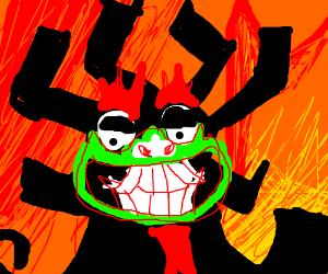 Aku from Samurai Jack