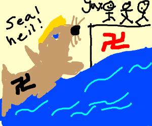 Seal aquarium