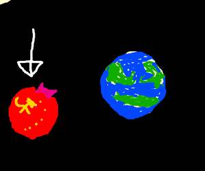 Communist imouto of earth