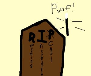 Magic Coffin