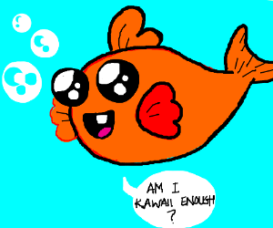 Anime Fish