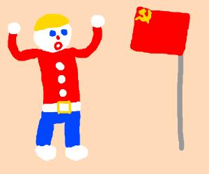 Oh no Communism