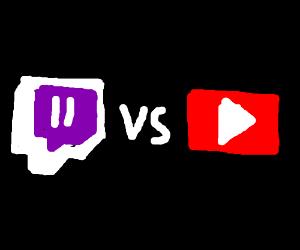 Twitch V.S Youtube