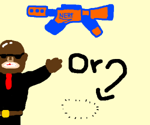 it s nerf or nothing drawception