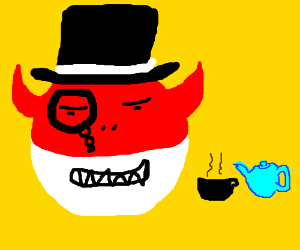 Gentlemanly Poke-Devil