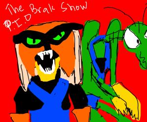 The Brak show P.I.O.