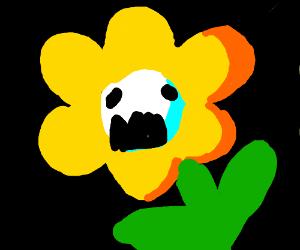 A Frightening Flower