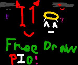 Luigi, (free draw PIO)