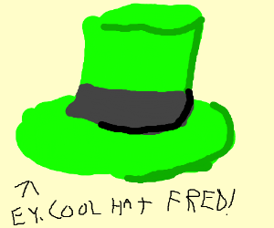 green black hat (villainous)