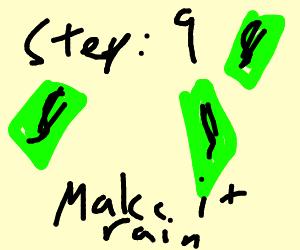 Step 8: Money