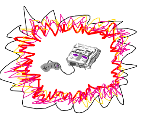 Super Duper Nintendo entertainment system