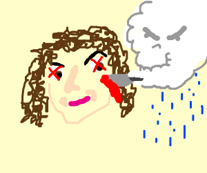 Cloud kills Weird Al