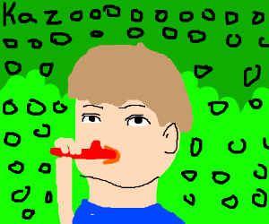 You on kazoo