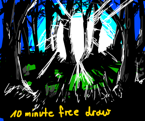 10 minute free draw PIO