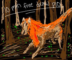 10 minute free draw (pio?)