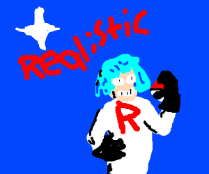Realistic Team Rocket