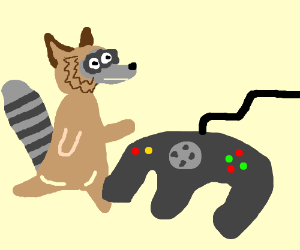 The Controller of Raccoons'....