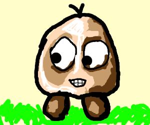 Marioland Goomba