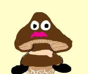 Realistic Goomba