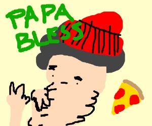 Ethan Klein Papa Bless