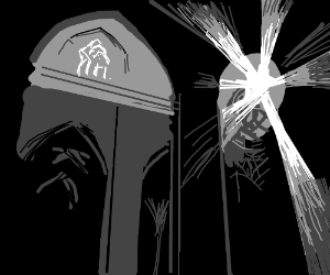 Greyscale Cathedral